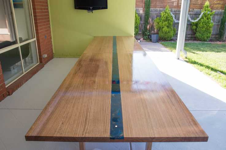 4.8m Outdoor Dining Table