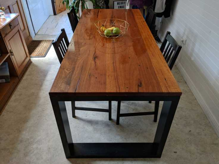 All Australian Dining Table