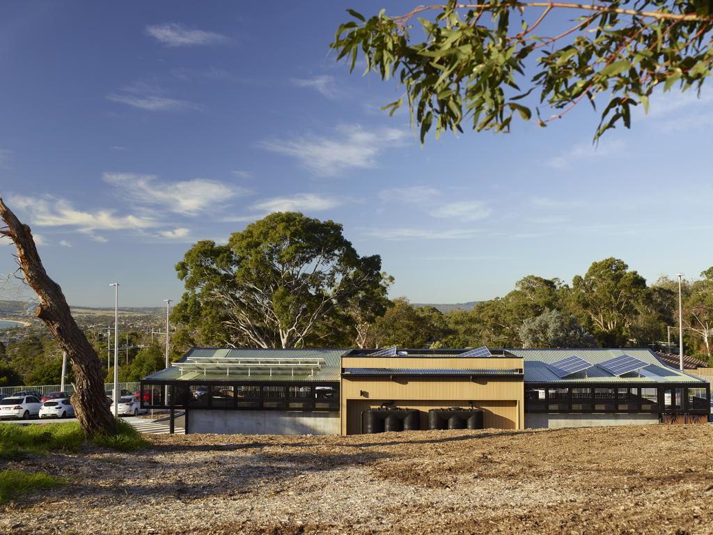 Arthurs Seat Amenities Block