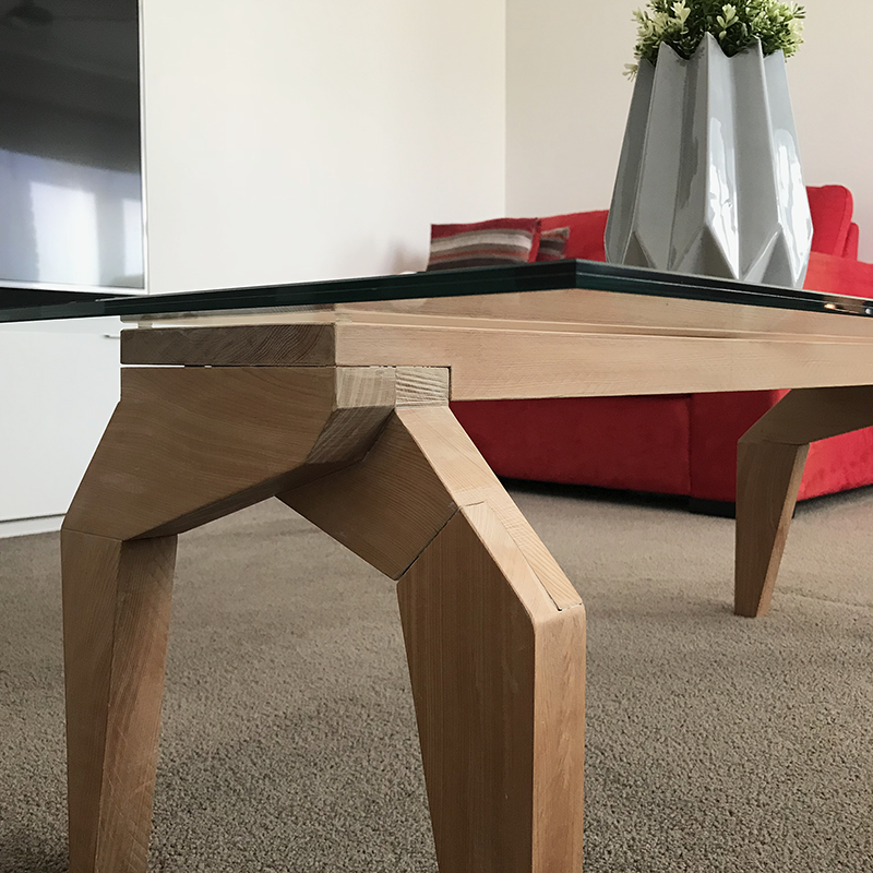 Celery Pine Coffee Table